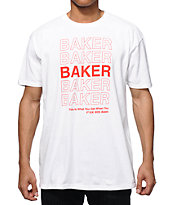 Baker Thank You T-Shirt