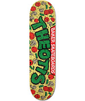Baker Theotis Beasley Pizza 8.25 Pro Model Skateboard Deck