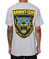 Bandit-1$M Tiger Front Back T-Shirt
