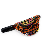 Barganza Multicolor Tribal Print Fanny Pack