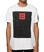 Basic Match Blocks T-Shirt
