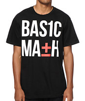 Basic Math Logo T-Shirt
