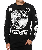 Basic Math Long Sleeve T-Shirt