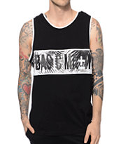 Basic Math Palm Print Tank Top