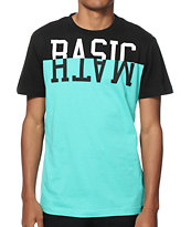 Basic Math Split T-Shirt
