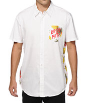 Basic Math Tropical Wasteland Button Up Shirt