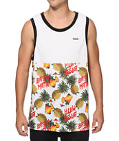 Basic Math Tropical Wasteland Tank Top