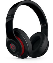 Beats By Dre Black Studio 2 Black Headphones