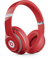 Beats By Dre Black Studio 2 Red Headphones
