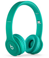 Beats By Dre Solo HD Monochrome Teal Mint Headphones