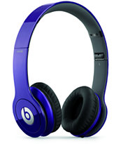 Beats By Dre Solo HD Purple Headphones