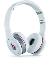 Beats By Dre Wireless White Headphones