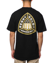 Benny Gold Airborne Division Pocket T-Shirt