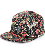 Benny Gold Aloha 5 Panel Hat