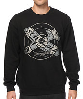 Benny Gold Bullseye Glider Crew Neck Sweatshirt