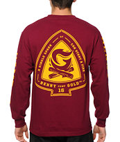 Benny Gold Campfire Long Sleeve T-Shirt