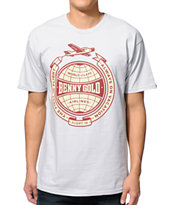 Benny Gold First In Flight Heather Grey Tee Shirt
