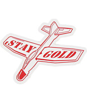 Benny Gold Glider Sticker