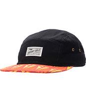 Benny Gold Origins Black 5 Panel Hat