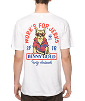 Benny Gold Party Animals T-Shirt