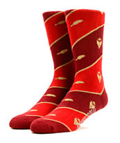 Benny Gold Scholar Crew Socks