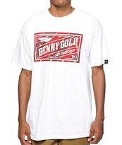 Benny Gold Scholar Logo T-Shirt