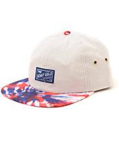 Benny Gold Tie Dye 6 Panel Hat