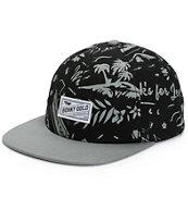 Benny Gold Tropics Polo Strapback Hat
