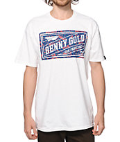 Benny Gold Tropics Stamp T-Shirt