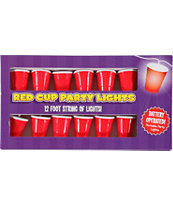 Big Mouth Red Cup Party Lights