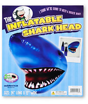 Big Mouth Toys Inflatable Shark Head