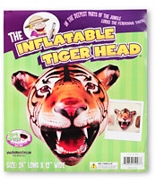 Big Mouth Toys Inflatable Tiger Head