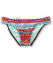 Bikini Lab Thread Zeppelin Tab Side Bikini Bottom