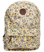 Billabong Beach Mantra Floral Print Backpack
