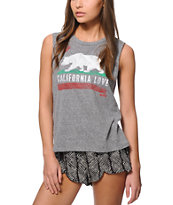 Billabong Bears Republic Muscle Tee