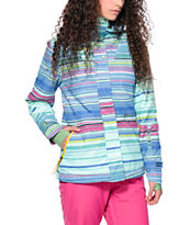 Billabong Cheeky Stripe 10K Snowboard Jacket