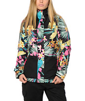 Billabong Cheeky Tropical 10K Snowboard Jacket