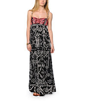 Billabong Dreamed Of You Maxi Dress