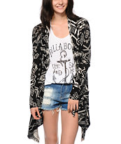 Billabong Drift Together Cardigan Sweater