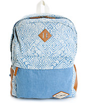 Billabong Hidden Trek Denim Backpack