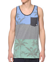 Billabong La Palma Sublimated Pocket Tank Top