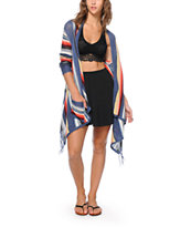 Billabong Loosen Up Navy Cardigan