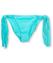 Billabong Sammy Teal Side Tie Bikini Bottom