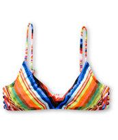 Billabong Serape Multicolor Bralette Bikini Top