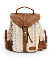Billabong Shanti Campfire Rucksack Backpack