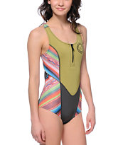Billabong Shorty Jane One Piece Spring Suit