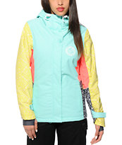 Billabong Side Colorblock 10K Snowboard Jacket