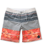 Billabong Spinner Red 19 Board Shorts