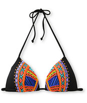 Billabong Zanzibar Molded Cup Triangle Bikini Top