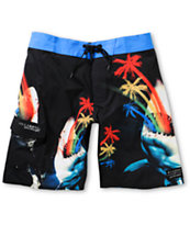 Billabong x White Mike Carnivorous 20 Board Shorts